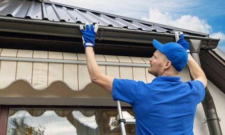 5 Types Of Materials to Consider For Gutter Replacement
