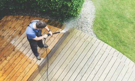 7 Advantages Of Residential Clean Pressure Washing