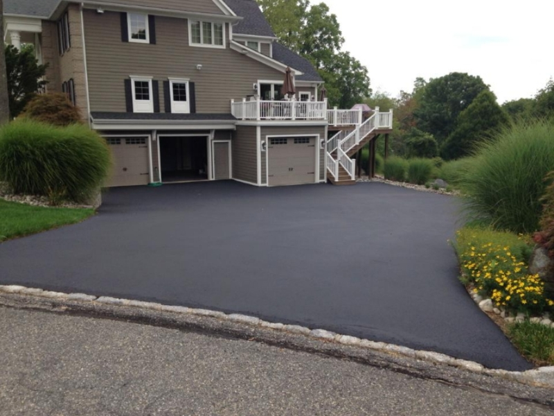 Have Your Driveway Repaved