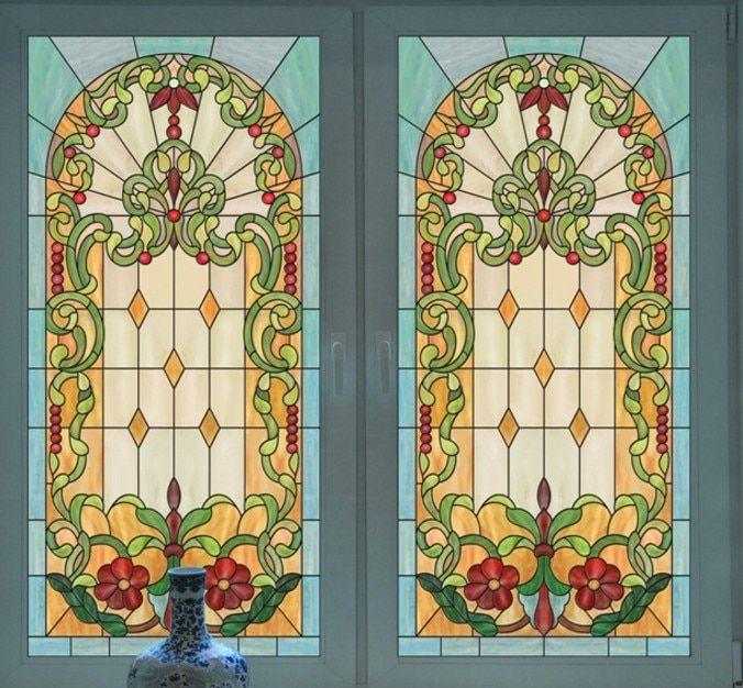 Decorative Window Wrap Is Affordable