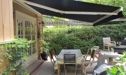 Reasons to Start Styling Your Home With Retractable Awnings