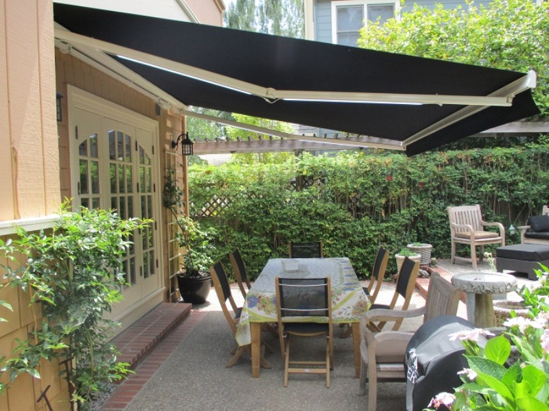 Styling Your Home With Retractable Awnings