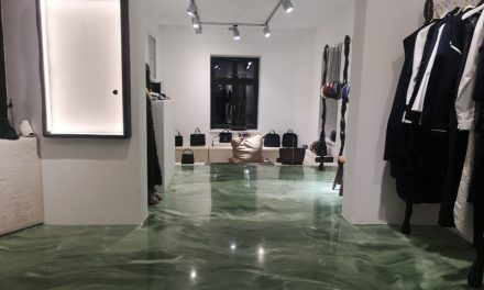 Types of Epoxy Flooring