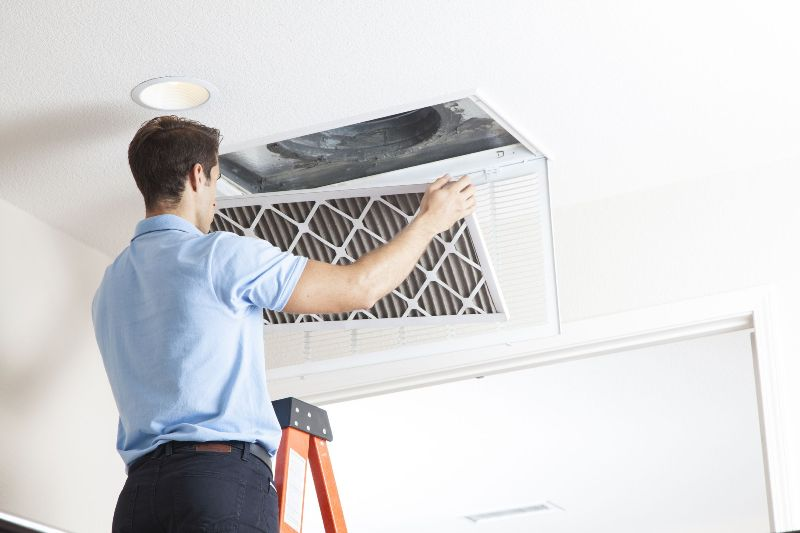 Replace Your Air Filters Regularly