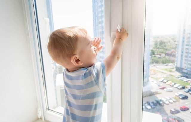 Childproof Windows and Blinds1