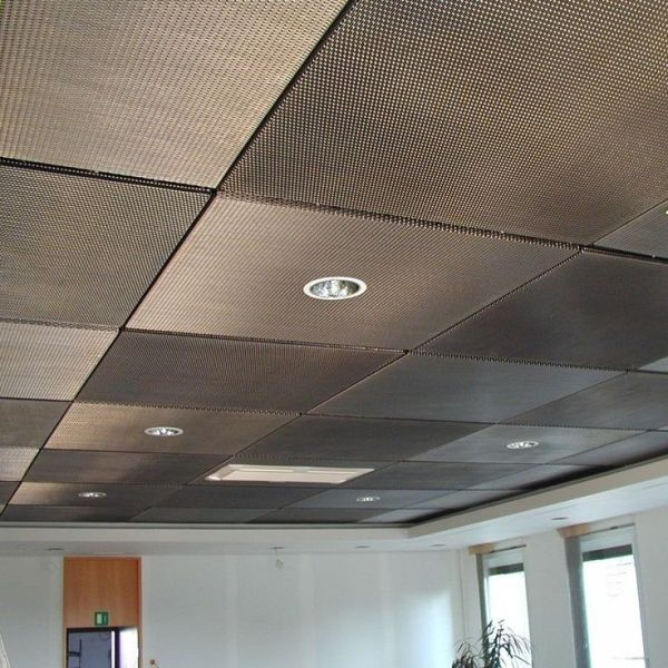 Panel and Tile Suspended Ceilings