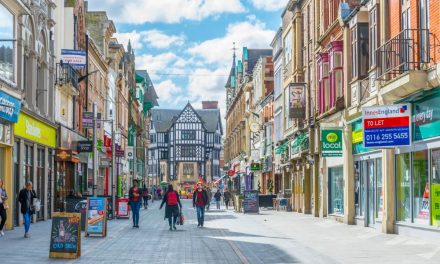 Leicester rated the best city or investors