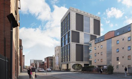 Manchester student residence approved