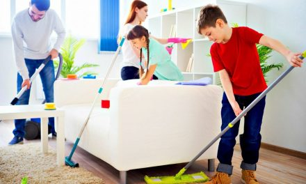 10 Tips To Hiring A House Cleaner