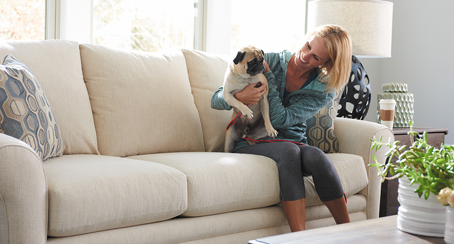 Kids and pets- what upholstery is the best