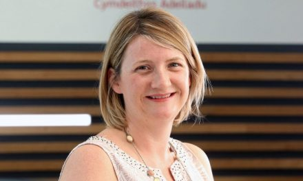 Principality Building Society unveils Julie-Ann Haines as CEO
