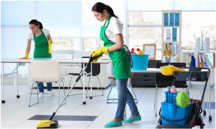 Reasons For Hiring Professional Cleaning Company
