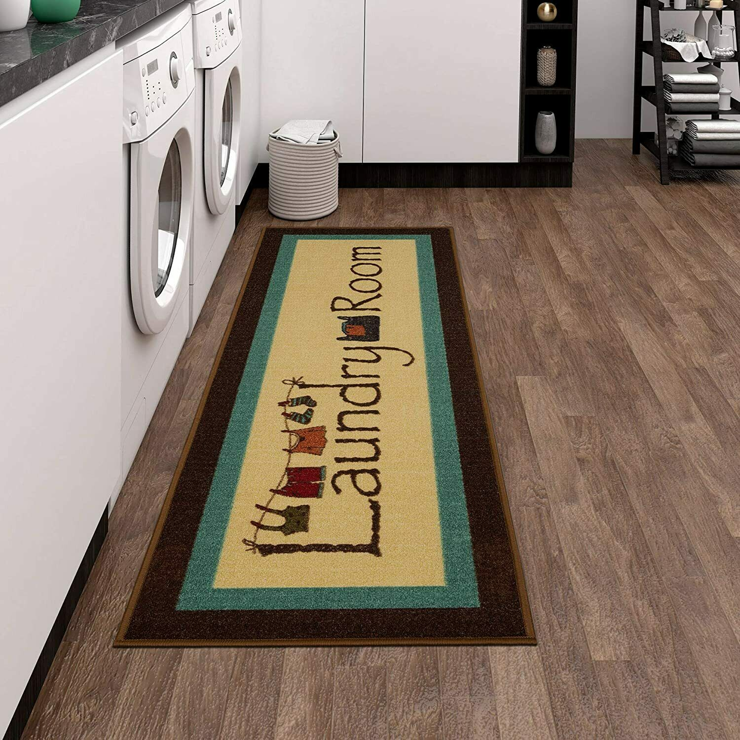 Carpet Runners for Laundry Area