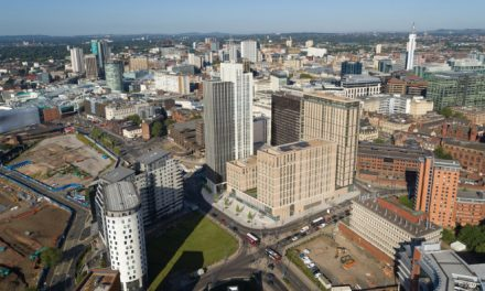 Birmingham's BTR boom continues with Grainger's latest scheme