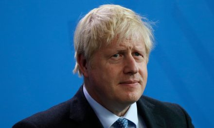 Boris Johnson pledges to build with 'new deal'