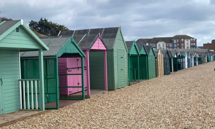 Comparing beach hut prices