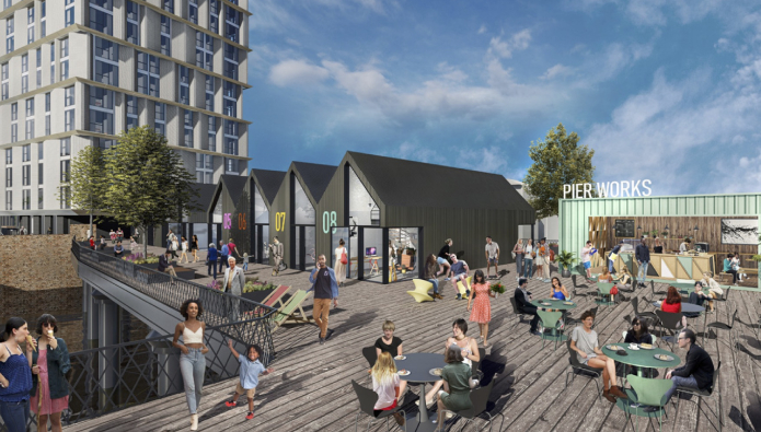 Development: Approval for Kent project and Brum demand boom