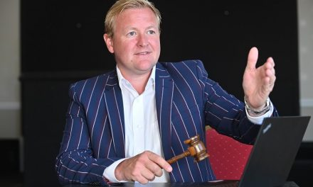 Homes Under the Hammer regular launches online auction platform