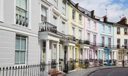 Inner London rents fall