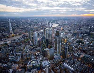 London alert - second agency warns of sharp drop in rents
