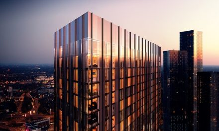 Manchester tower to launch