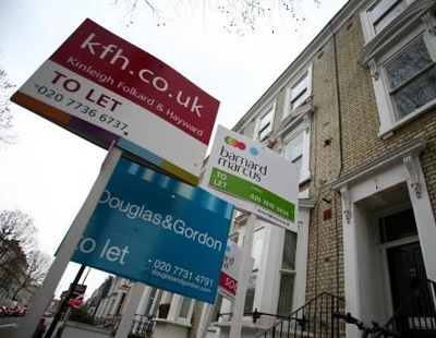 One in four tenants in arrears - but the survey is very small