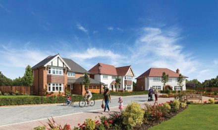 Redrow to launch show homes across four developments
