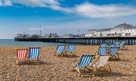 Top UK holiday home locations revealed