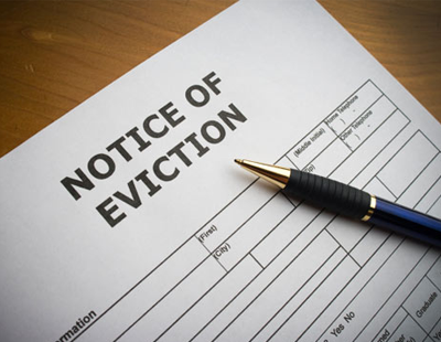 Eviction U-turn: ban stays for another four weeks