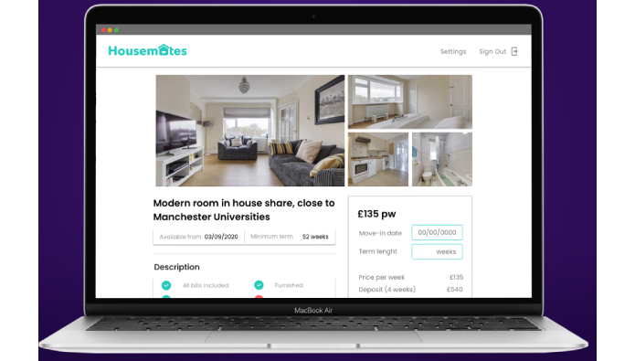 Letting agents excluded from new student property platform