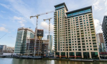 L&G and Berkeley to provide shared ownership near Canary Wharf