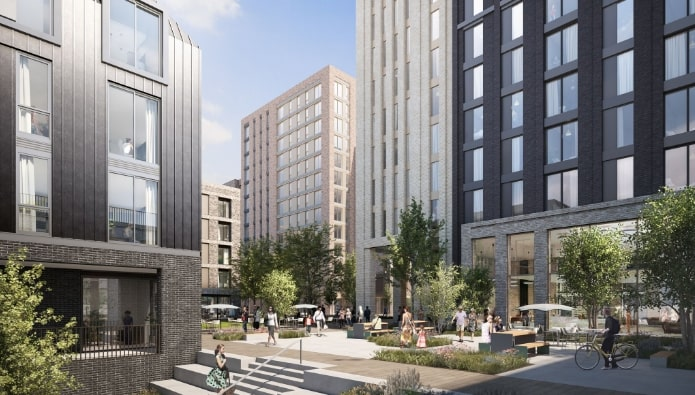 Moda Living and Apache Capital to invest £10m into Hove project