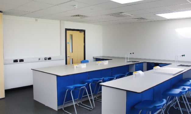 Modular build for Cambridge specialist independent school completes