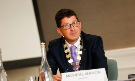 New president of Chartered Surveyors Ireland calls for break with boom and bust cycle