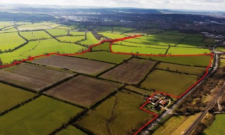 Planning permission secured for 1,550 homes at New Eastern Villages in Swindon.