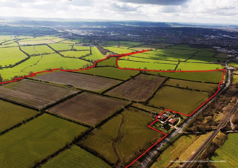 Planning Permission Secured For 1 550 Homes At New Eastern Villages In Swindon Planet Property