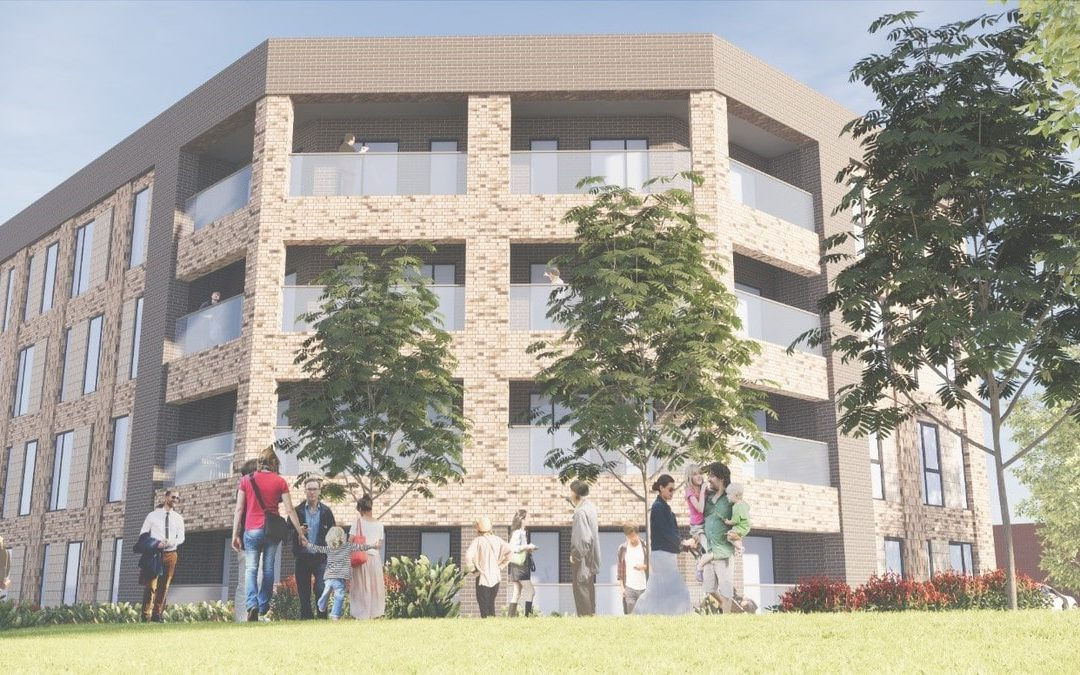 St. Modwen Homes gets green light for 56 apartments in Longbridge Town Centre
