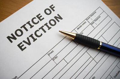 Agents Beware – no bailiffs to complete evictions between these dates