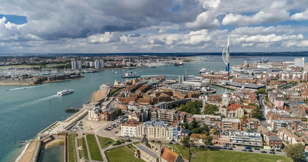 Brits feel least safe in Portsmouth and Brighton