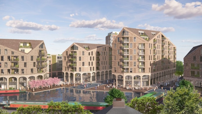 Development plans – waterside homes and accelerated funds