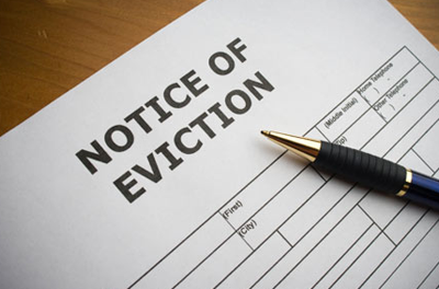 Everything you ever wanted to know about evictions – and more…