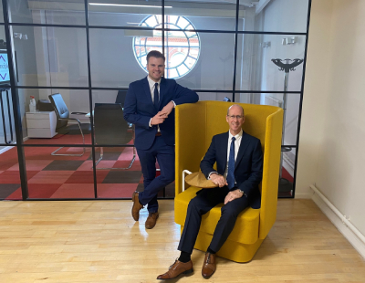 Fast-growing property management firm commits future to office-working