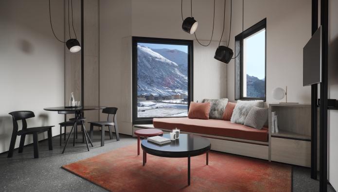 Luxury Swiss ski resort launches two new residences
