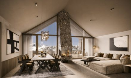 Luxury Swiss ski resort launches two new residences