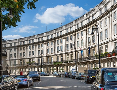 Rents tumble in prime London - largest fall for 11 years
