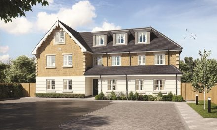 Amersham apartments unveiled