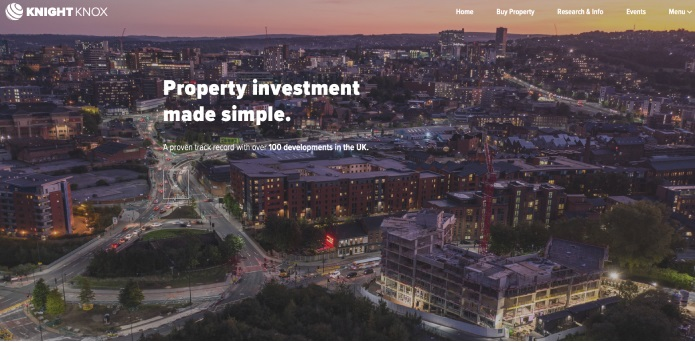 Buy To Let investment agency unveils new website