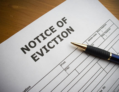 Eviction ban by the back door! Top lawyer slams bailiffs' move