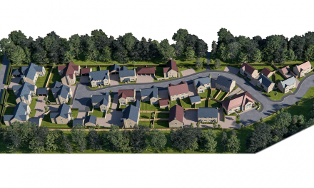 House builder progresses works on new £15m housing development in West Oxfordshire