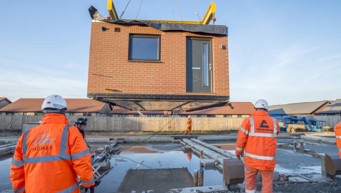 ilke Homes set to regenerate Nottinghamshire brownfield site